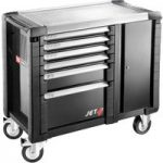 Facom JET.T6GM3 Jet+ 6 Drawer Mobile Workbench – 3 Modules Per Dr…