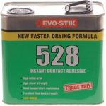Evo-Stik 805705 528 Instant Contact Adhesive 2.5 Litre