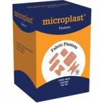 Microplast 86914 Fabric Assorted Plasters Box of 100