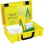 Blue Dot 3080055A Sharps Kit In Yellow Box + Bracket