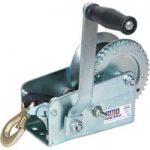 Sealey GWW2000M Geared Hand Winch 900kg Capacity with Webbing Strap