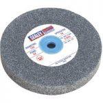 Sealey NBG150/GWC Grinding Stone Ø150 x 16mm 12.7mm Bore A36q Coarse