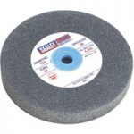 Sealey NBG150/GWF Grinding Stone Ø150 x 16mm 12.7mm Bore A60p Fine