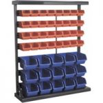 Sealey TPS47 Bin Storage System with 47 Bins