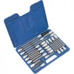 Sealey SX060 Automotive Socket Bit Set 38pc