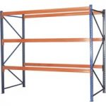 Sealey AP3000 Racking Unit with 3 Beam Sets 1000kg Capacity Per Level