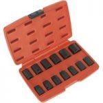 Sealey AK5613M Impact Socket Set 13pc 1/2″sq Drive Metric