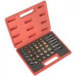 Sealey VS661 Oil Drain Plug Master Thread Repair Kit