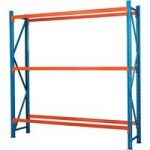 Sealey STR003 Two Level Tyre Rack 200kg Capacity Per Level