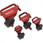 Sealey VS0301 Hose Pinch Tool Set 4pc