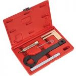 Sealey VSE6156 Petrol Engine Timing Chain Service Tool Kit – BMW -…