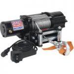 Sealey ATV2040 ATV/Quad Recovery Winch 2040kg Line Pull 12V