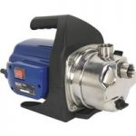 Sealey WPS062S Surface Mounting Water Pump Stainless Steel 62L/min…