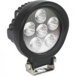 Sealey WL18W LED Off-Road Work Floodlight 18W 9-32V DC