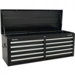 Sealey AP5210TB Topchest 10 Drawer with Ball Bearing Runners – Black
