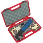 Sealey VSE4808 Camshaft Locking Kit for Mercedes Petrol Engines – …