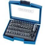 Draper 82397 43 Piece Security Bit Set