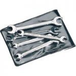 Elora 5210 5 Piece Midget Ba Double Open End Spanner Set