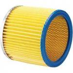 Draper 40153 Cartridge Filter for Dust Extractors DE1245 and DE2400
