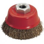 Draper Expert 52635 60mm x M14 Crimped Wire Cup Brush