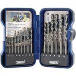 Draper 18550 (EBS15MAS) 15 Piece Masonry Drill Bit Set