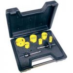 CK Tools 424045 Hole Saw Kit For Electricians 9 Piece