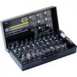 CK Tools T4508 Security Screwdriver Bit Set (25mm) 41 Piece Set