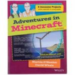 Adventures in Minecraft: 9 Awesome Projects Compatible with Raspbe…